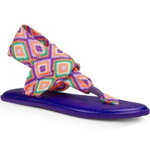 Sanuk Youth Yoga Sling Sandals